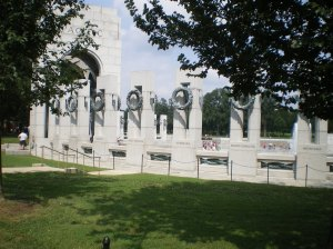 World War Two Memorial.