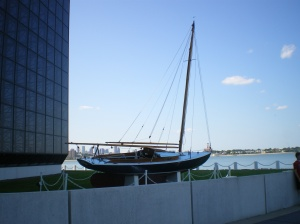Victura, Jack Kennedy's boat..